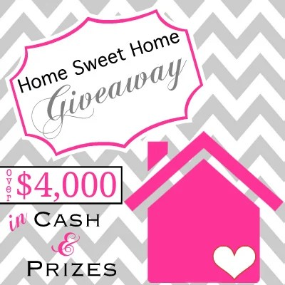 Home Sweet Home giveaway WINNERS!