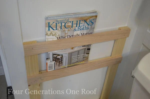 DIY Bathroom Magazine Rack {tutorial}_DSC0028