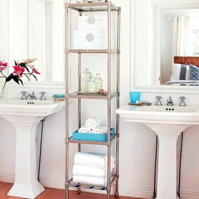Dreamy Spa Bathrooms + Wayfair Curated Sales Event