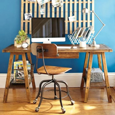 DIY desk ideas for our study makeover