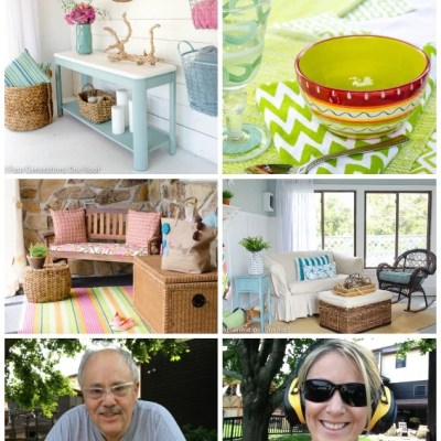 Favorite DIY Home Projects {July}