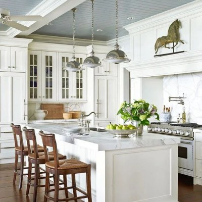 favorite white kitchens