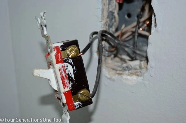 how to install a motion sensor light switch-1