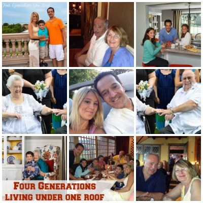 4 generations under one roof turns 2 + giveaway winner