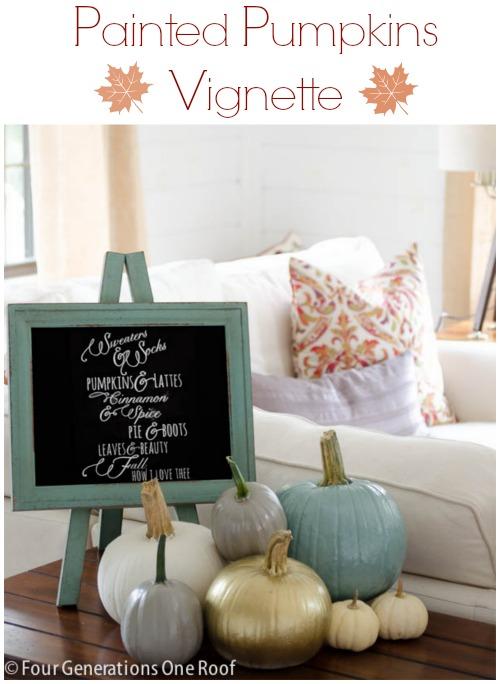 painted_pumpkins_vignette collage