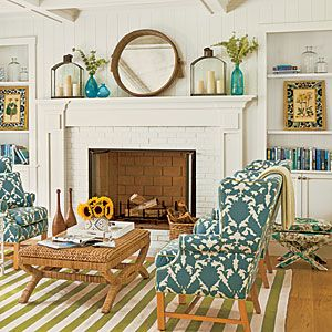 fireplace mantle design ideas6