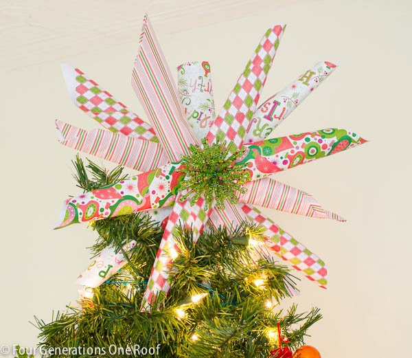whimsical christmas star