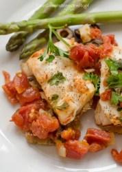 easy haddock recipe