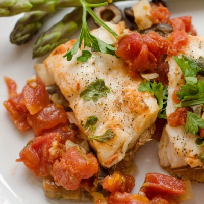 easy haddock recipe