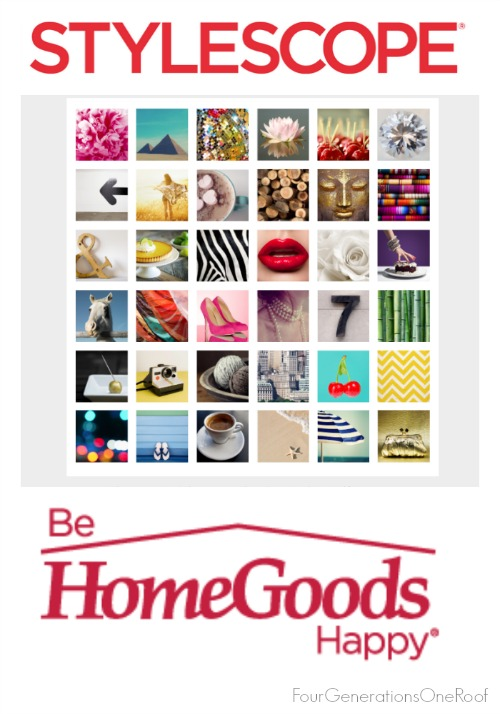decorate for the holidays with Home Goods StyleScope