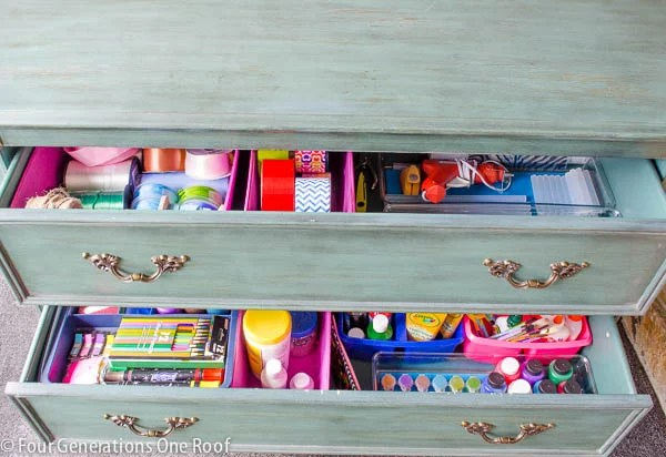 craft drawer organization-8