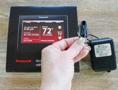 honeywell wifi thermostat with voice control how to-2