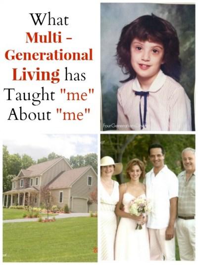 multi gen living taught me