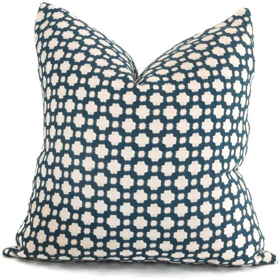 fabulous navy pillows for study