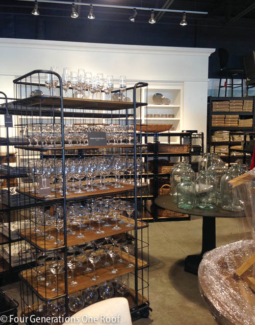 Restoration Hardware Outlet >> My Trip To The Restoration Hardware Outlet Boston Four Generations