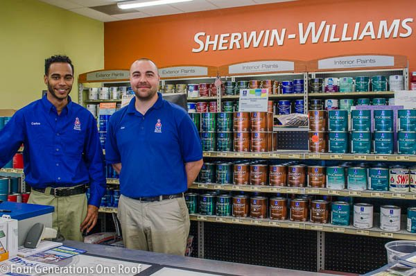 Why I love my Sherwin-Williams