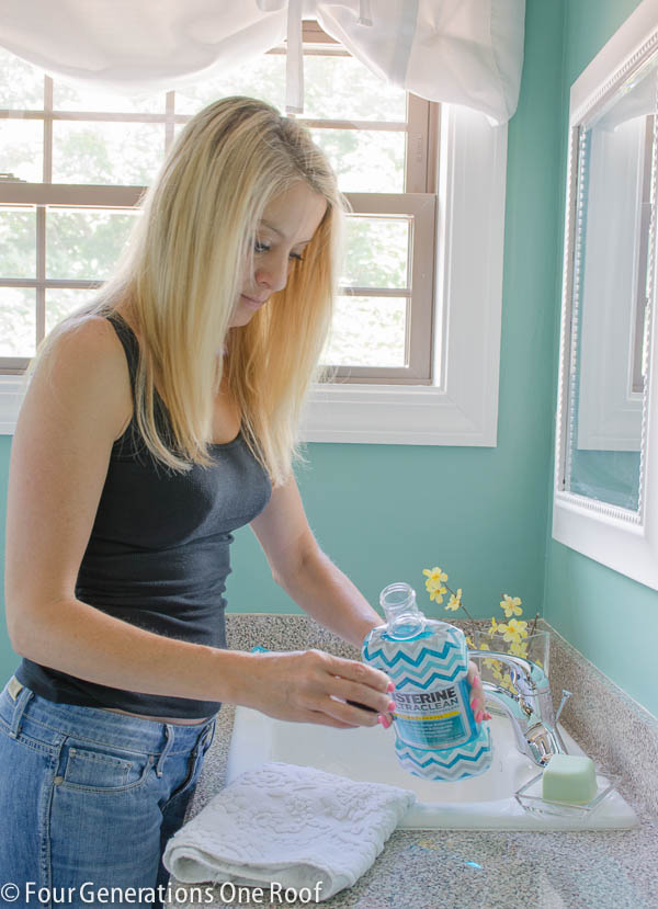 mini bathroom makeover listerine-4