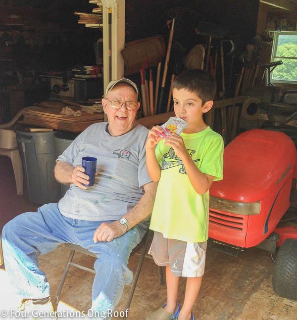 my grandfathers Santa update-4
