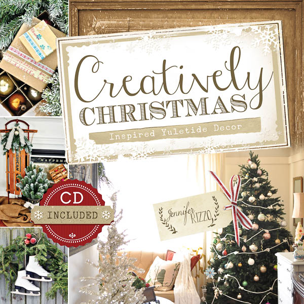 Christmas started yesterday + Creatively Christmas book launch
