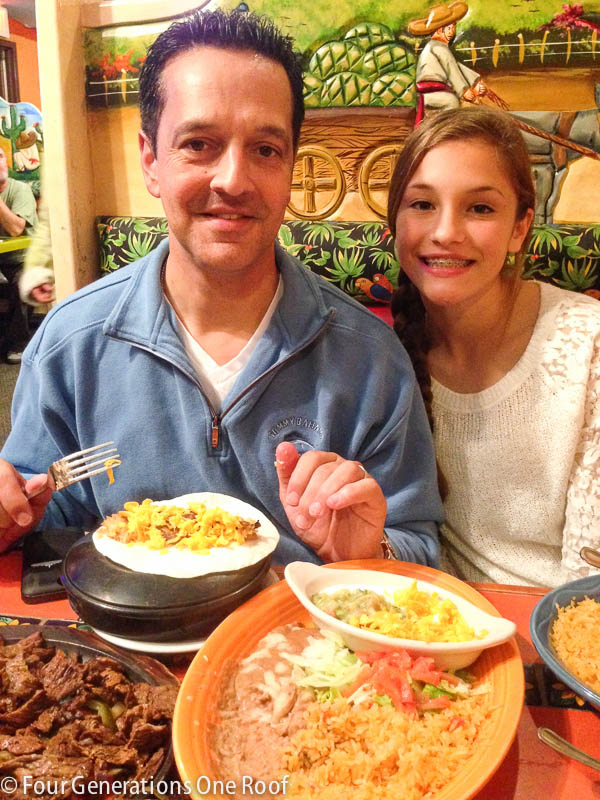 Family Mexican Night dinner with Groupon. Celebrate your favorite dish with groupon and help feed America