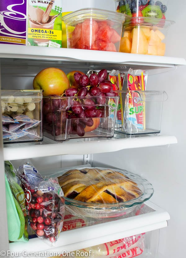 How To Clean A Refrigerator Homemade Cleaning Solution