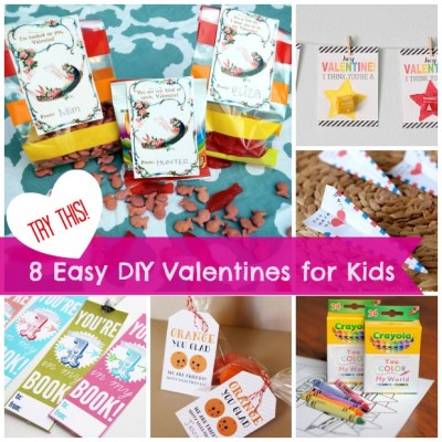 Try This: 8 Easy Ways to Make Your Own Valentines