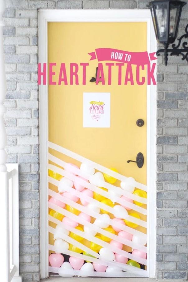Balloon-heart-attack