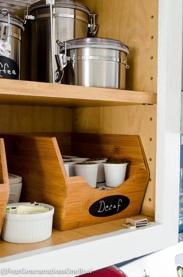 DIY Coffee Station-3
