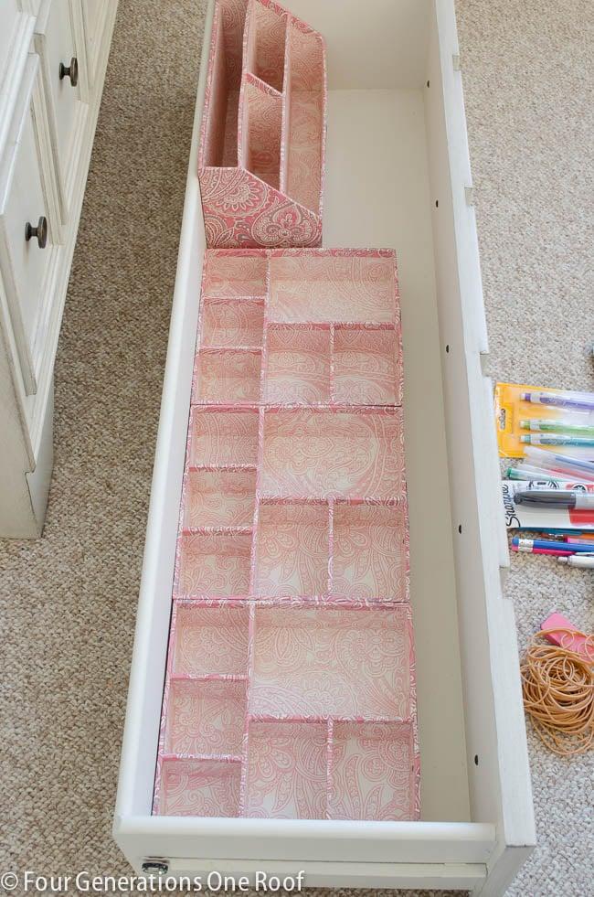 Office drawer organization-6