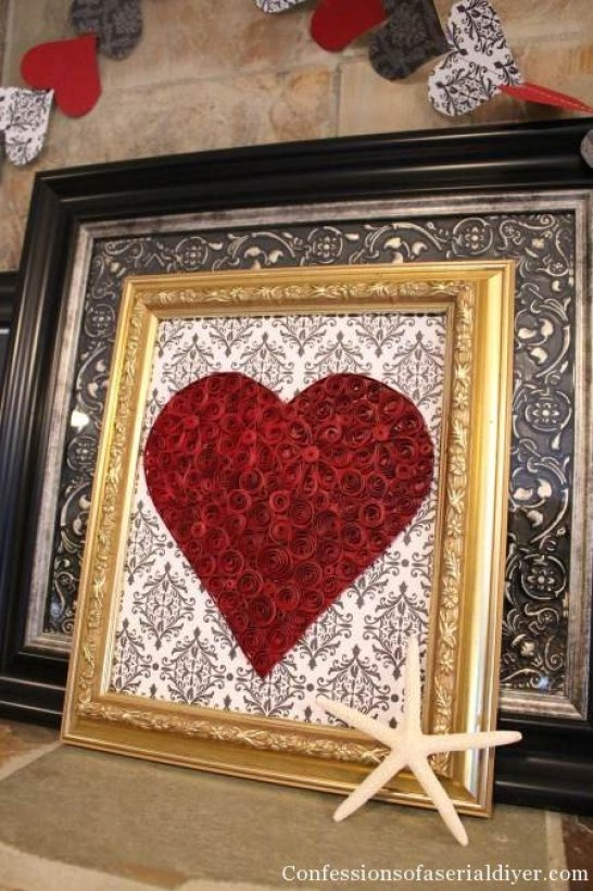 Quilled-Paper-Heart