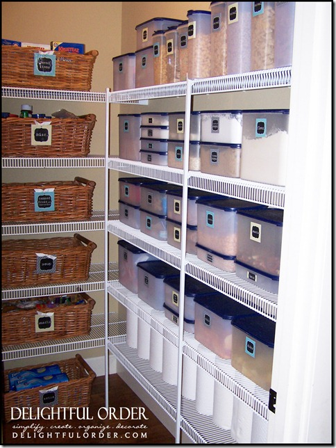 labeled-containers-pantry