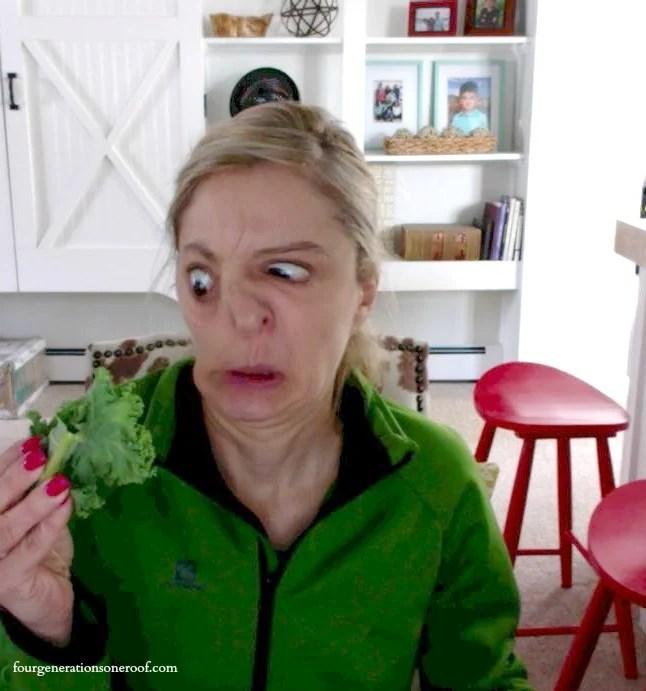 jess looking at Kahl FODMAP DIET
