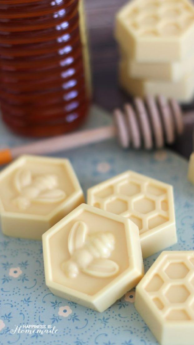 10-Minute-DIY-Milk-and-Honey-Soap