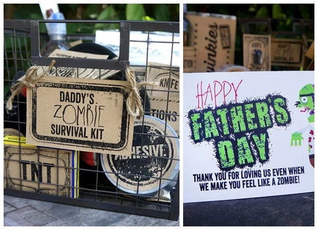 Daddy-Zombie-Survival-Kit