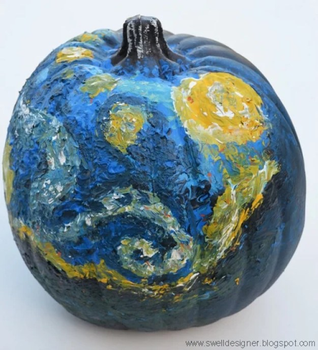 starry-night-pumpkin