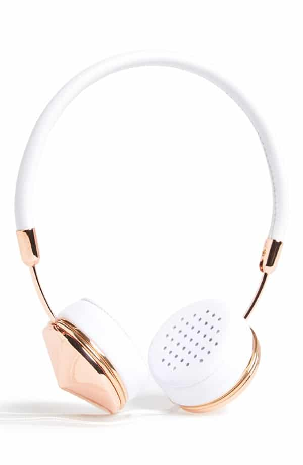 Teenage Girl Holiday Gift Guide 2015: layla rose headphones / nordsroms