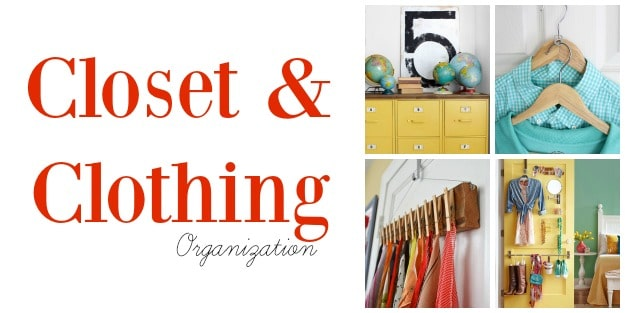 36 Tips for Getting Organized in 2016 graphic-closet-organizing