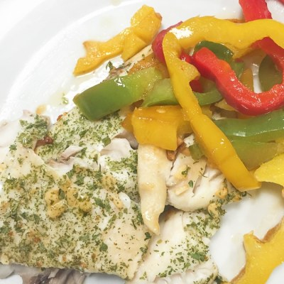 Baked Lemon Tilapia Recipe