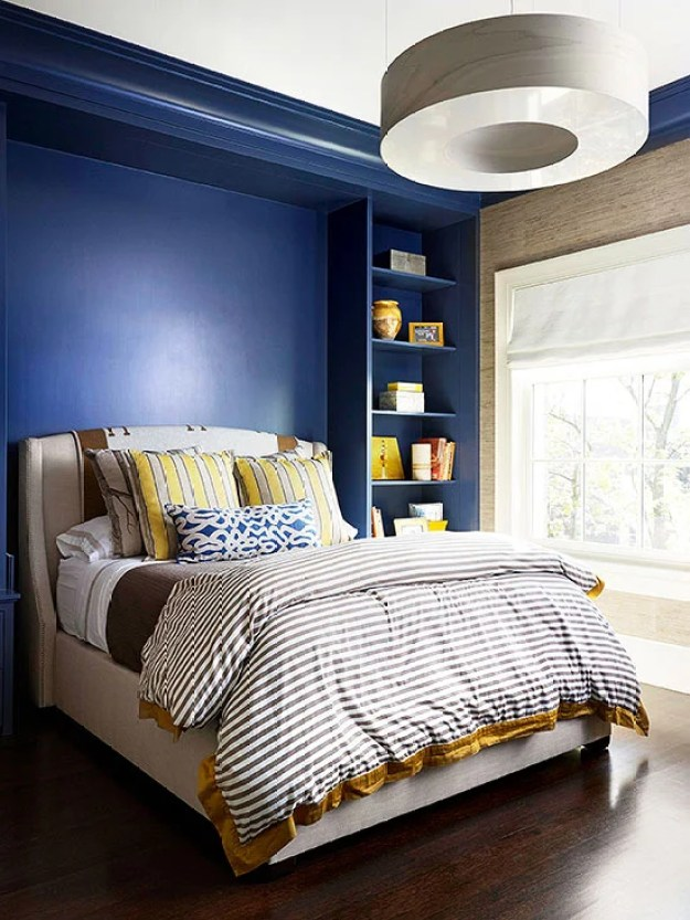 36-cozy-master-bedrooms-indigo-bedroom