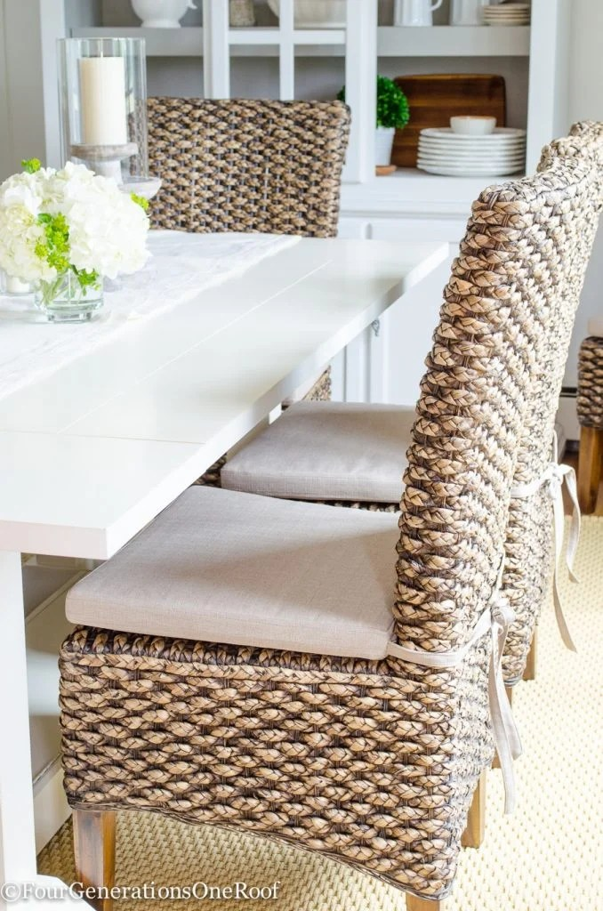 Dining Room Makeover {coastal}-16