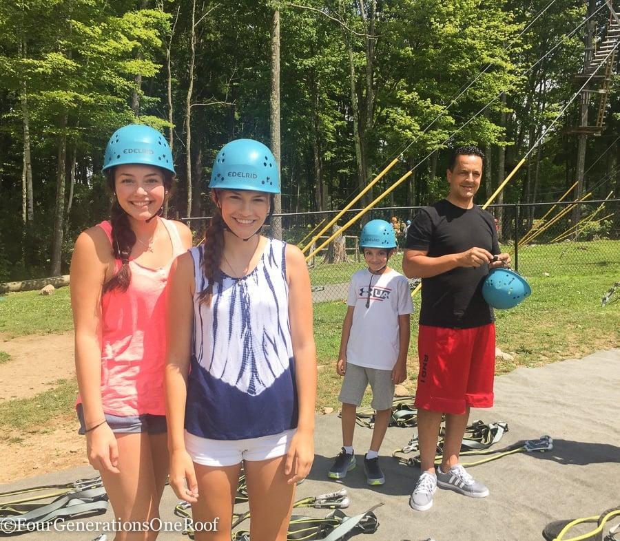 Lake Winnipesaukee vacation 2016 / Mill Falls / Meredith NH/ Fun Spot / Monkey Trunks / Go-Kart Track