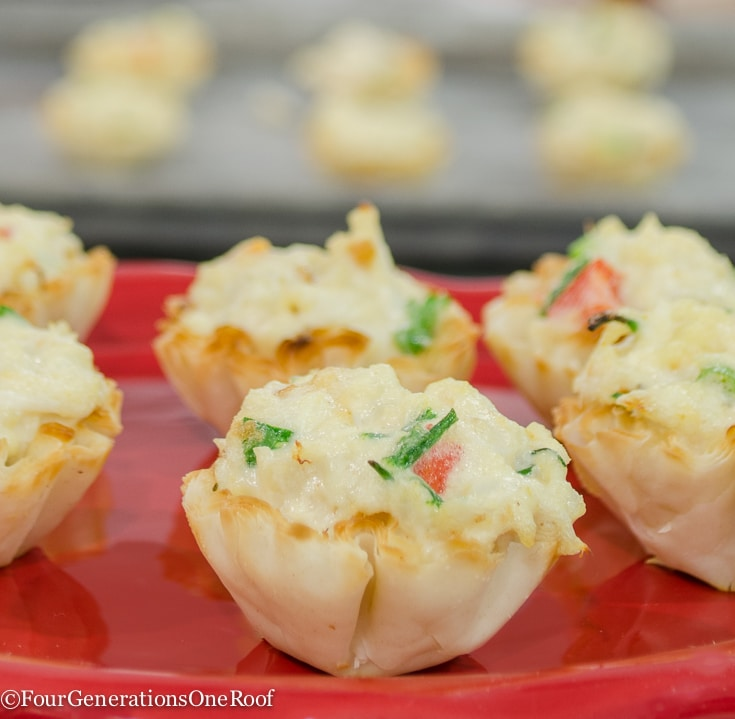 Crab Imperial Appetizer | Perfect for any party | Christmas or New Years Appetizer