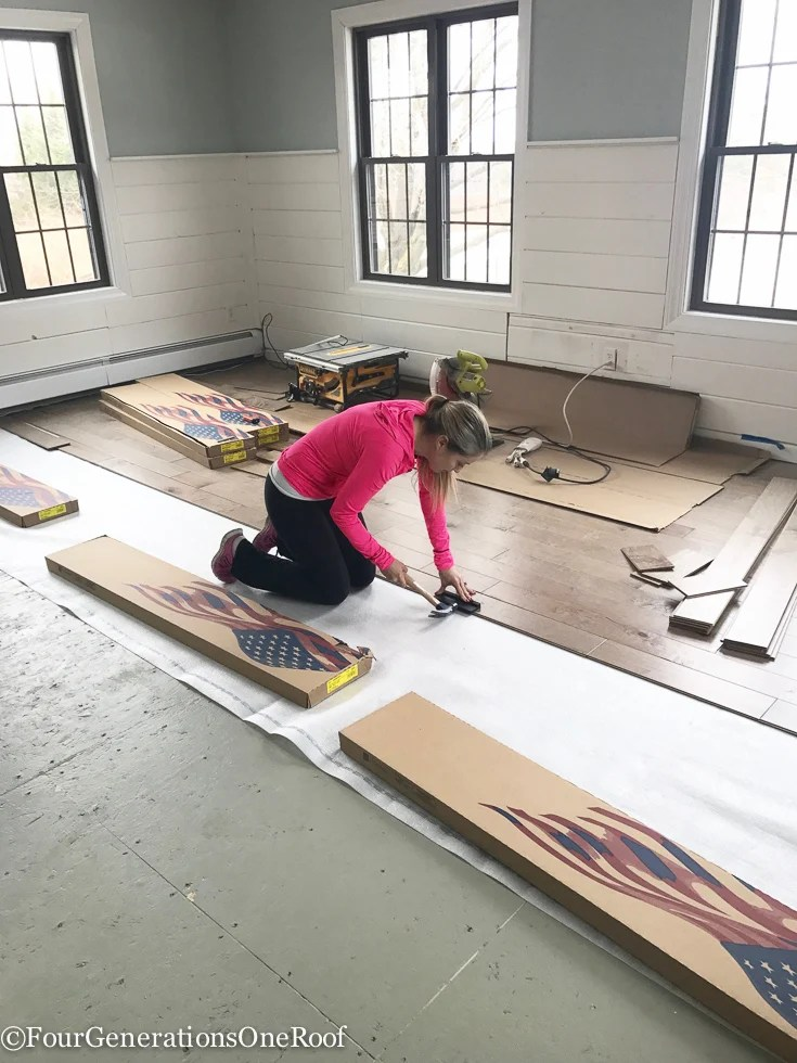 How To Install Engineered Hardwood Flooring Tips Four Generations