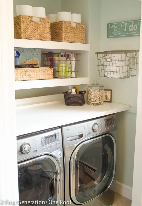 maintain your laundry room