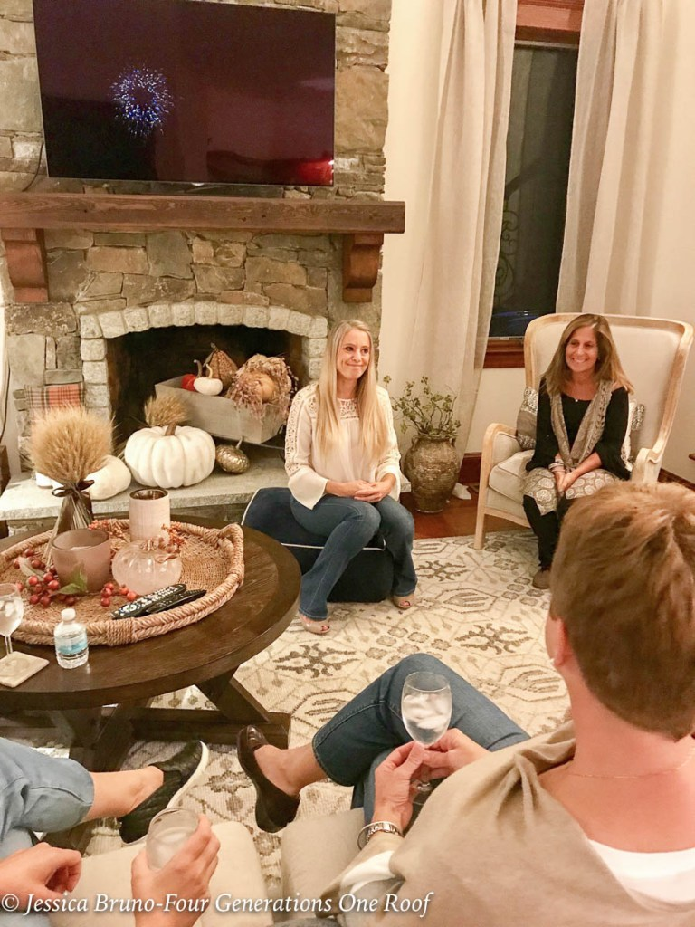 At Home Healthy Lifestyle Nutritional Cleansing and Replenishment System   group of friends sharing how to lose weight and gain energy   at home party  