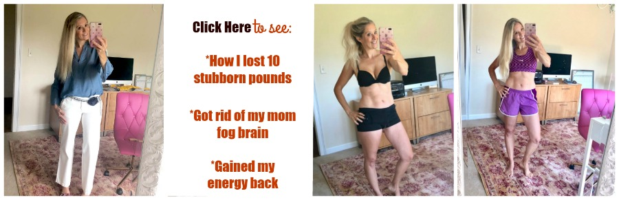 How I lost 10 lbs and got my energy back by eating food