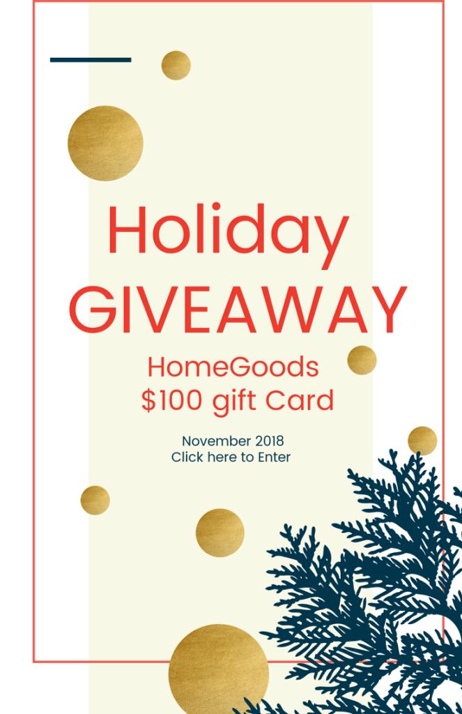 HomeGoods Giveaway