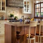 Rustic Calmness With French Country Window Treatments Four Impressions
