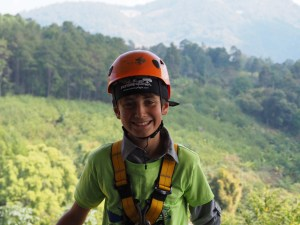 A Day Ziplining in Thailand