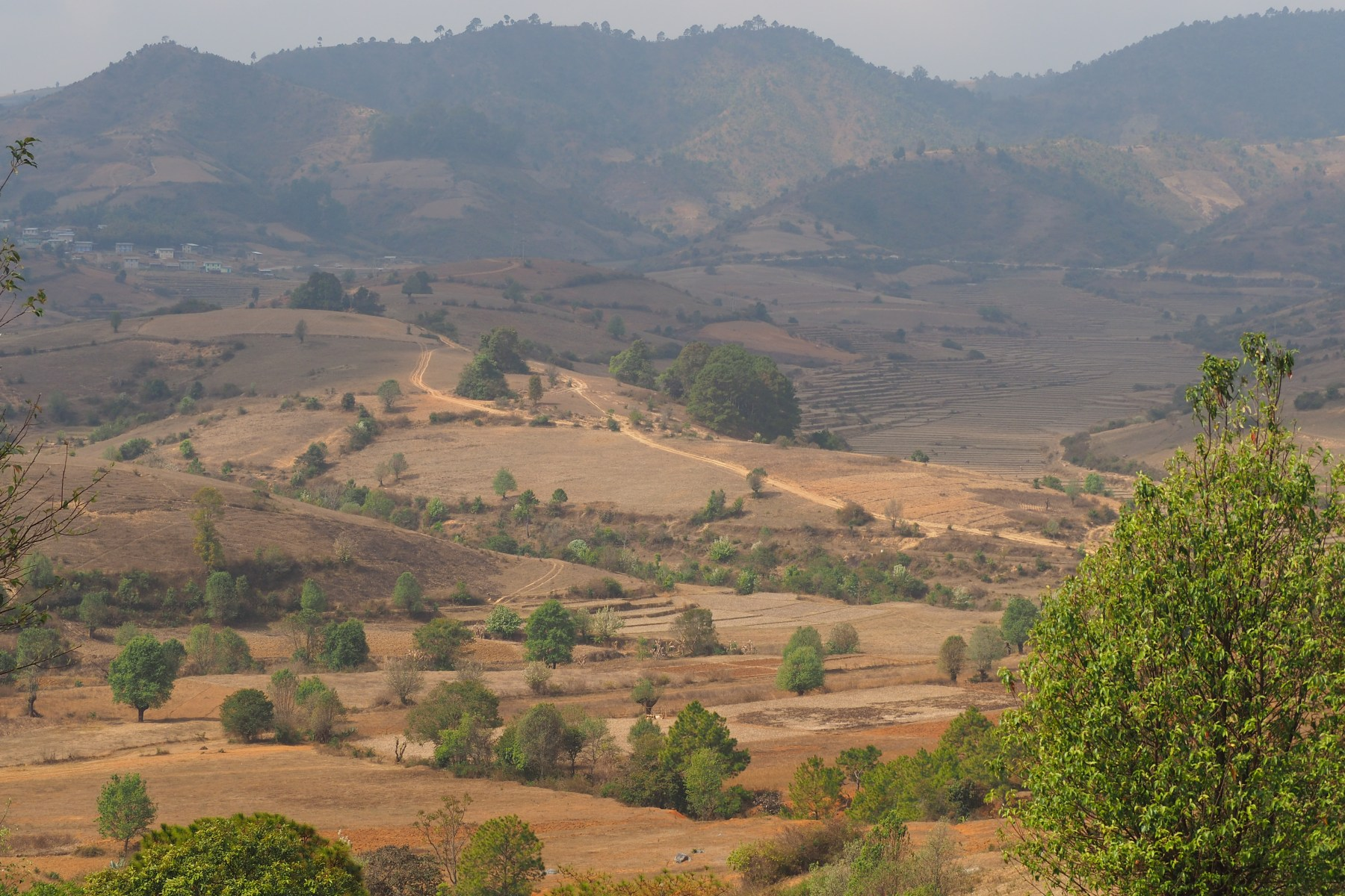 Kalaw to Inle Trek, Myanmar